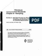 Api Mpms 8.4, Sampling.pdf