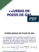 Pruebas en Pozos de Gas