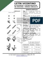 Biología Boletín 13 C-b Genética A
