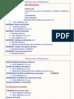 APUNTES Notaciones alfabéticas
