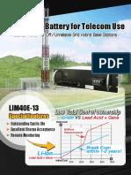LIM40E 13 for 48V Telecom