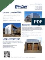 Firewood Kiln Brochure