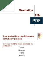 Gramatica Para Septimo Basico