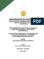POLITICAS TRIBUTARIAS 2010-2013.pdf