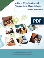 Formacion Profesional en Las Ciencias Sociales