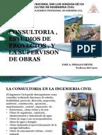 La Consultoria en La Ing. Civil