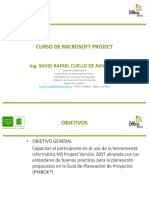 Diplomado Pmp Ms Project 2012 v2