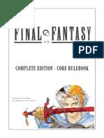 Final Fantasy RPG