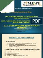 Presentación Foro Coneimin-2017