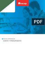 Guía de Aprendizaje Sistemas de Contebilidad de Costos