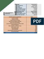 Cuadro de Costos Dfi