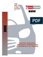 Manual de Programar Llaves Bmw
