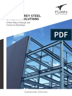 MULTI-STOREY STEEL BUILDING SOLUTIONS