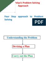 Polya Problem Solving