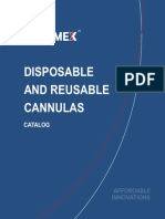 RUMEX_Cannulas