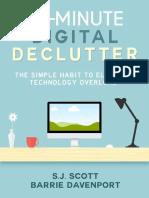 10-Minute Digital Declutter