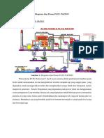 Diagram Alur Proses PLTU PAITON