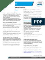 Blue-green algae fact sheet
