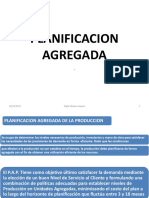 PLANEACION AGREGADA2016