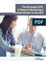 6 Steps to Becoming a Trusted Advisor to the CEO CFO Version