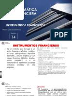 Semana 14 Instrumentos Financieros (3)