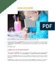La Autonomía en Los Niños