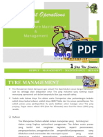 Reduce Cost With Tyre MANAGEMENT Scheme