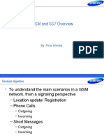 GSM SS7 Overview