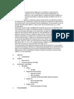Informe de Ficha de Carbohidratos