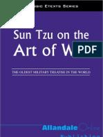 The Art of War _ Sun Tzu