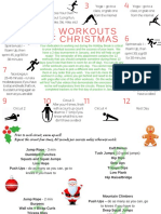 12 Days of Workouts