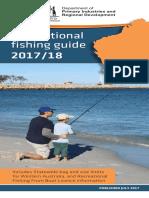 Recreational Fishing Guide