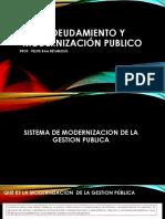 ENDEUDAMIENTO Y MODERNIZACION PUBLICA.pptx