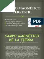 Campo Mag n Tico Terrest Re