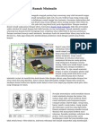 Visi Design Denah Rumah Minimalis