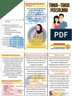 Leaflet Tanda-tanda Persalinan