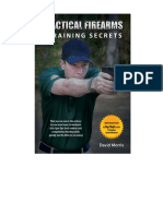 Shooting Tactical Firearms Training
