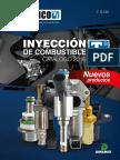 Catalogo Tomco Fuel Injection TIPOS de SENSORES