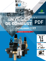 Catalogo Tomco Fuel Injection 2017