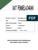 1. Cover RPP Kimia