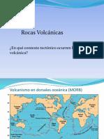 Rocas Volcanicas