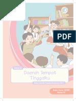 Buku Guru Tema 8 kelas 4