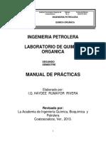 Practicas q. Org.ing. Petrol.
