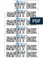 safety box label.docx
