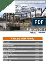 2013 0403 Fhs Monthlyconstructionprogressreport