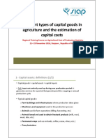 CoP Capital Costs