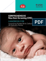 Doc 9091 Birth Defects Handbook
