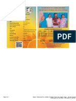 Yap 1083010 a 0010 Ration Card
