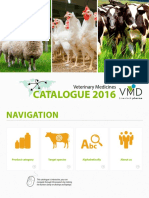 VMD Catalogue 2016