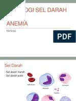 Fisiologi Sel Darah